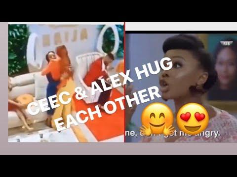 Download BBNAIJA REUNION/ CEEC & ALEX RECONCILE WITH A HUG + AHNEEKA & IFU FOUGHT 😱