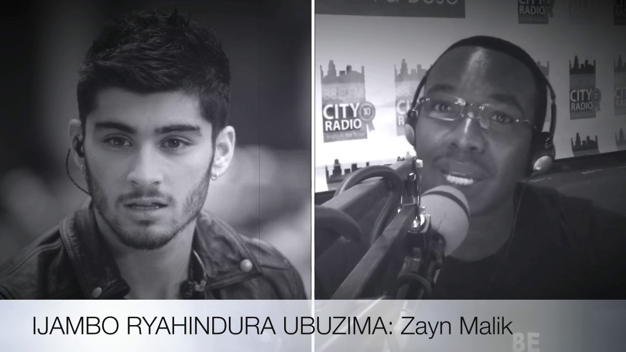 Zayn Malik - IJAMBO RYAHINDURA UBUZIMA EP38 - YouTube