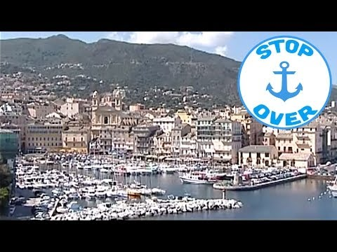 The shore of Corsica and the Ligurian sea (Documentary, Discovery, History)