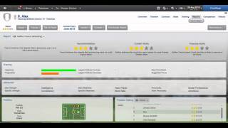 Football Manager 2013 Tottenham- Episode 1