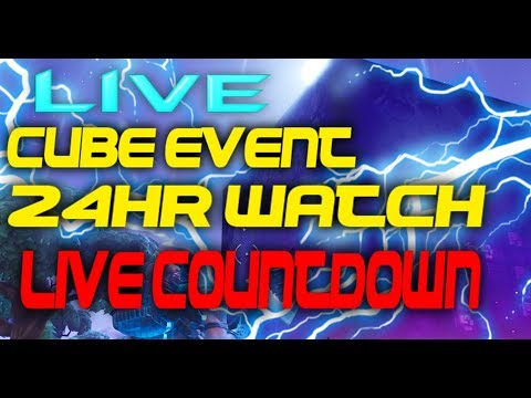 FORTNITE - LIVE Cube Event 24HR Watch - Cube Is Moving - Countdown Until  Next Flip - Flip Schedule