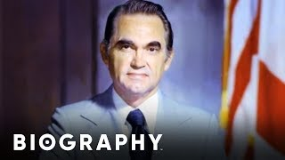 """George Wallace - """"segregation Forever"""" 
