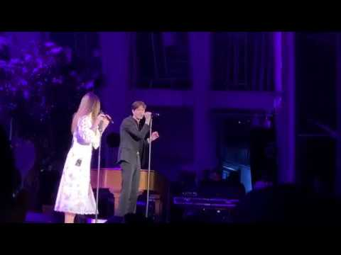 Lana Del Rey & Jesse Rutherford - Daddy Issues (Live @ Hollywood Bowl) [The Neighbourhood song]