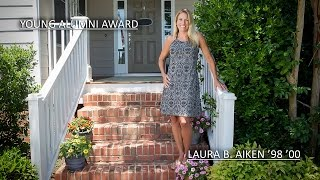 Appalachian State University Young Alumna Award 2015: Laura Aiken '98 '00
