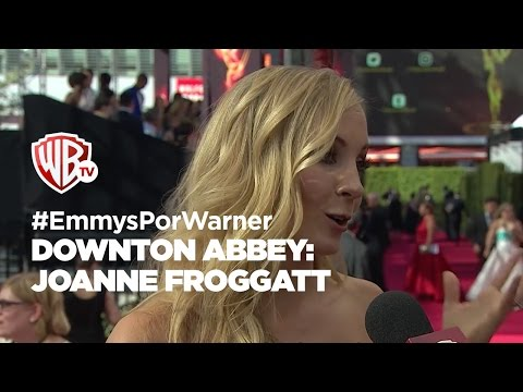 #EmmysPorWarner | Downton Abbey: Joanne Froggatt