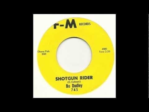 Bo Dudley - Shotgun Rider