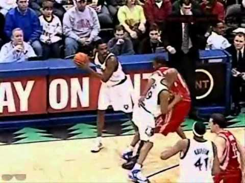 Tracy McGrady 15pts Vs Minnesota Timberwolves (3/20/05) Altercation Against Sam Cassell