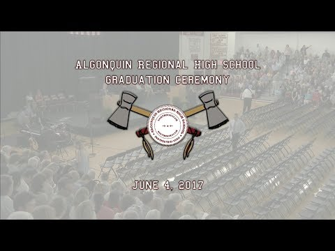 ARHS Graduation Ceremony - June 4, 2017