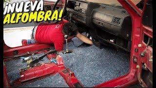NUEVA ALFOMBRA AL GTI | ManuelRivera11