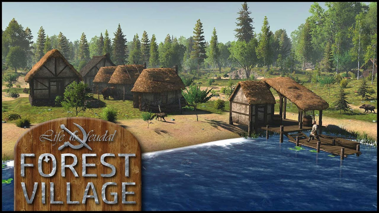 Life is Feudal: Forest Village — трейнер для версии 0.9.4540 (+8) FLiNG [Ранний доступ]