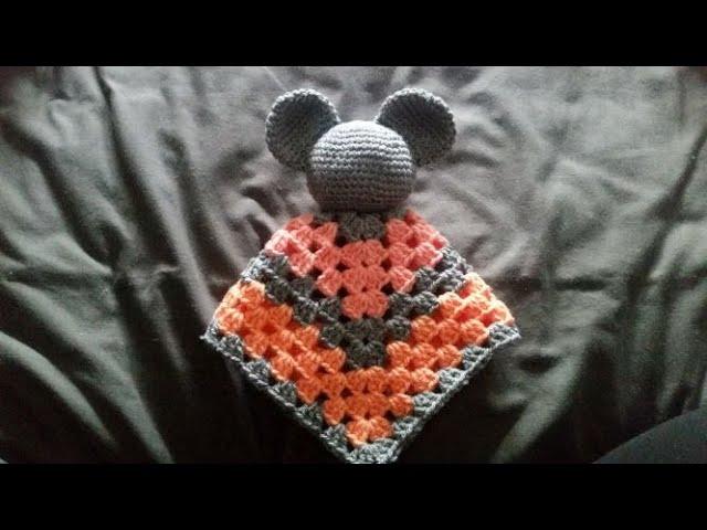 Free Mini Mouse Crochet Patterns (avec images) | Tricot et crochet ... | 480x640