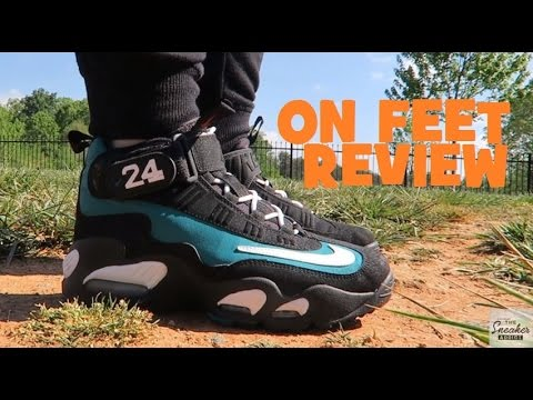 "Nike Air Griffey Max 1 ""South Beach"