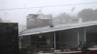 Typhoon Haiyan / Yolanda filmed in Kalibo, Aklan 1280x720