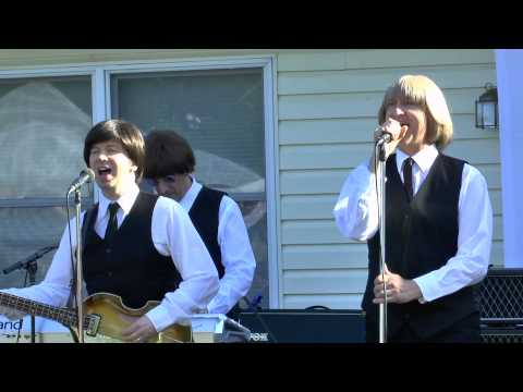 Glad All Over by The Dave Clark Five performed by THE BRITISH INVASION