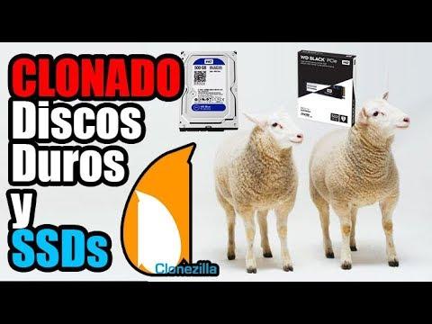 Guia de Clonado de Discos ft. Clonezilla - Droga Digital