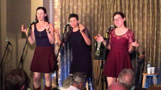 Honey Whiskey Trio - Who