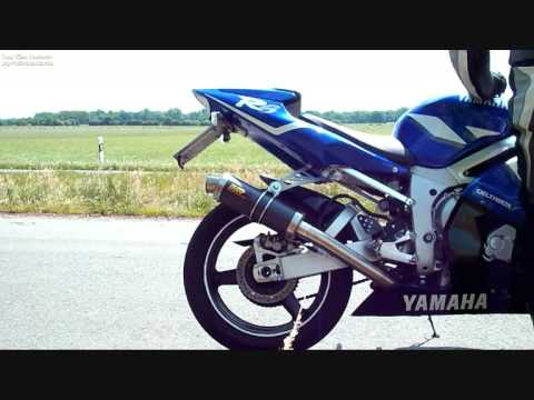 yamaha r6 mivv gp soundcheck mit db killer youtube. Black Bedroom Furniture Sets. Home Design Ideas
