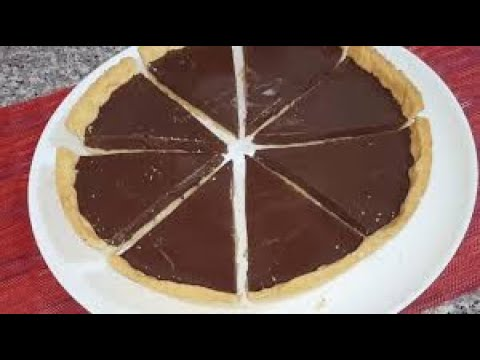 #ام_وليد-مطبخ-ام-وليد-تارت-بغناش-الشوكولا-الرائعة-2020-oum-walid