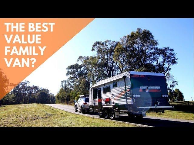 REVIEW: Malibu Caravans Family Adventurer 21ft 4in