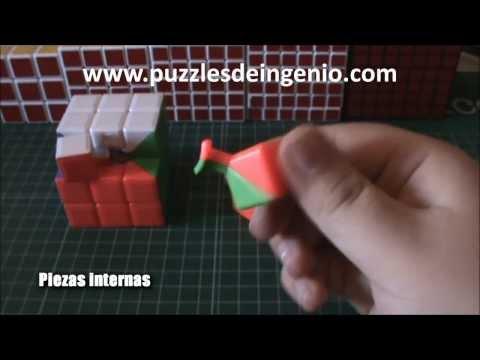 Video Review Cubo de Rubik Profesional Diang Sheng 3x3 Stickerless