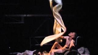 ENDLESS PERFORMANCE, Acrobatic Duo, Sandie Brischler/Roland Walter