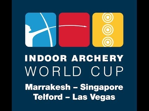 LIVE Indoor Archery World Cup Final - Las Vegas, 2014