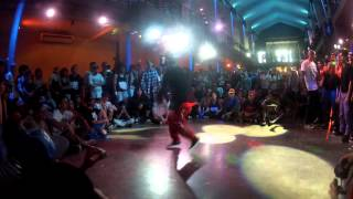 Judge demo - Presentacion jurado - BBoy Abstrak (Skill Methodz Crew) - Knock Out Battle 7 2012
