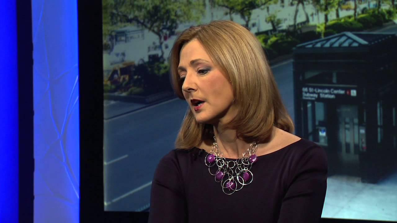 Chris Jansing on Anchoring MSNBC