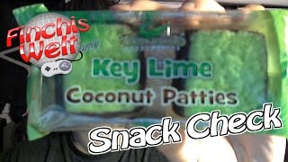 Key Lime Coconut Patties // Snack Check #27