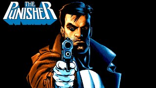 Game | The Punisher Arcade Game co op part 1 | The Punisher Arcade Game co op part 1