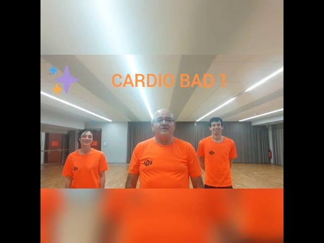 Cardio Bad 1 - 3'30