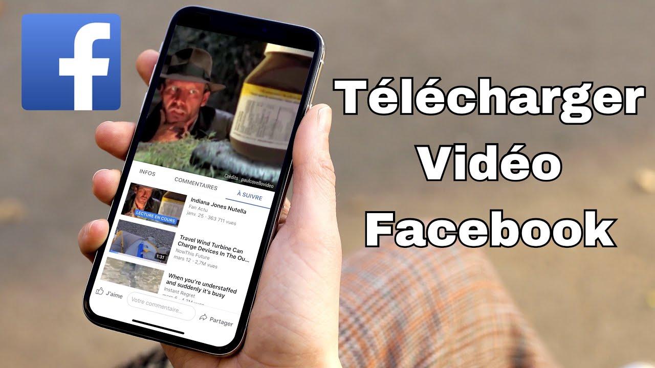 """Résultat de recherche d'images pour """"Télécharger des vidéos privées sur Facebook : 2 méthodes Efficaces"""""""