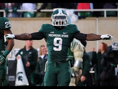 "Isaiah Lewis ""No Fly Zone"" Michigan State Highlights ᴴᴰ"