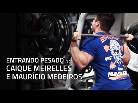Entrando Pesado feat. Caique Meirelles e Maurício Medeiros