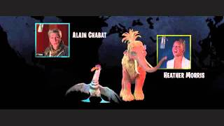 We Are Family - Ice Age 4 (Original Cast version) HD