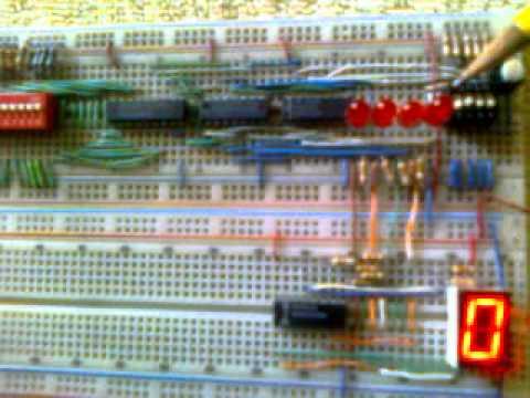 Memoria SRAM 2114 / 4 Kb (1024 byte x 4 bit) - Descripción y Funcionamiento