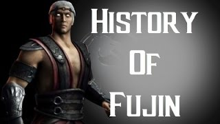 History Of Fujin Mortal Kombat X