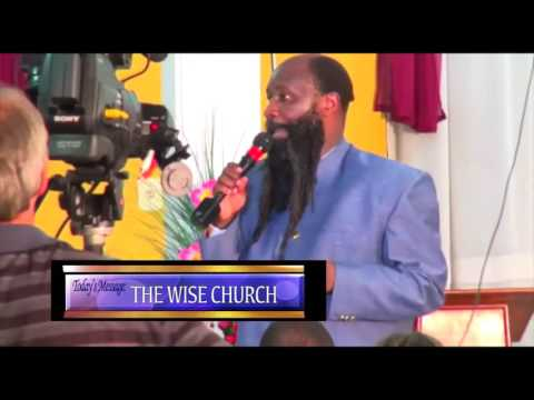 """THE WISE CHURCH (BRAZIL CONFERENCE) - PROPHET DR. OWUOR"""
