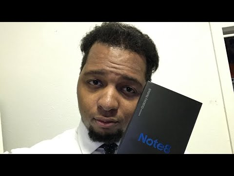 Samsung Galaxy Note 8 From a Business Systems Analyst's Perspective & Mini Overview: Off The Dome