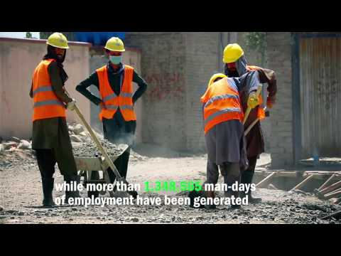Improving Infrastructure and Services in Kabul, Afghanistan