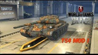 T54-Mod 1 - World of Tanks Blitz