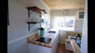 Single Level Tiny House For Sale
