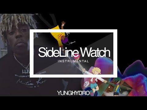 Lil Uzi Vert - SideLine Watching (Hold Up) Instrumental (ReProd.By@YungHydroBeatz)