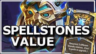Hearthstone - Best of Spellstones Value