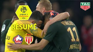 LOSC - AS Monaco ( 0-1 ) - Résumé - (LOSC - ASM) / 2018-19