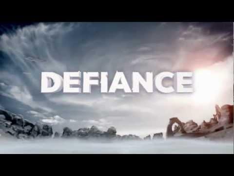 """Сериал """"Вызов"""" / """"Defiance"""" оригинальный трейлер"""