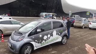 Тесла Клуб Ростов - встреча в Краснодаре Tesla model S