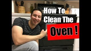 How To Clean An Oven in 3 Simple Steps | Clean With Confidence