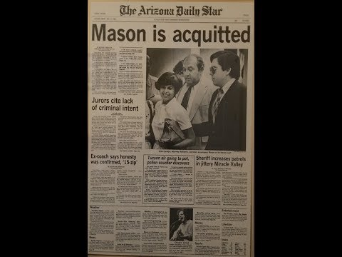 1980's Fraud Case w/ UofA Football Coach / Sean Miller defense
