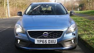 Volvo V40 Cross Country 2 0 D2 Lux Geartronic 5dr YP65DXU Website Trailer